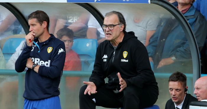Marcelo.Bielsa - Bielsa on when Casilla could debut as Leeds give update on quintet