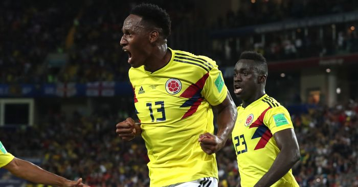 Yerry.Mina TEAMtalk