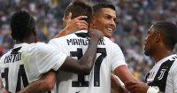 Mario Mandzukic Ronaldo TEAMtalk
