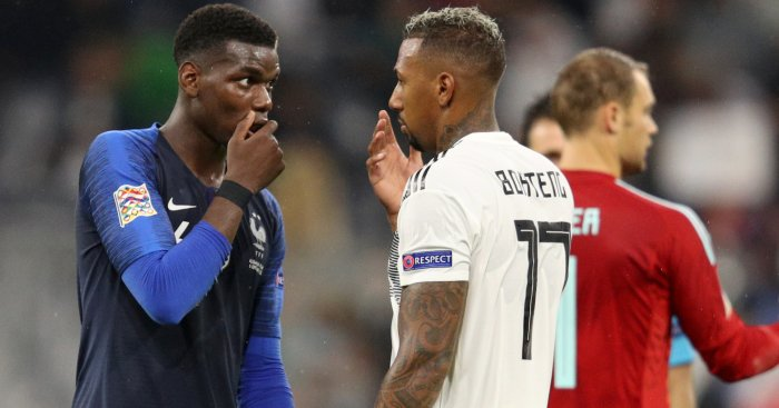 Paul Pogba France TEAMtalk