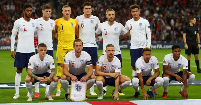 England TEAMtalk