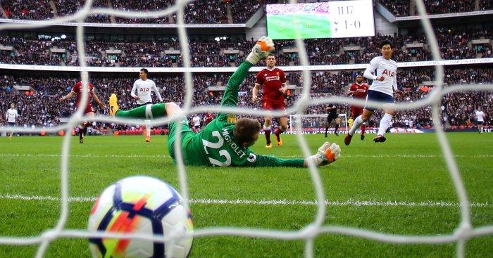 Tottenham Liverpool Wembley TEAMtalk