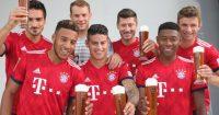James Rodriguez Bayern Munich TEAMtalk