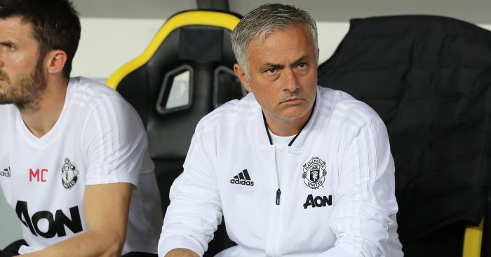 Mourinho explains why Man Utd were slow starters in Switzerland