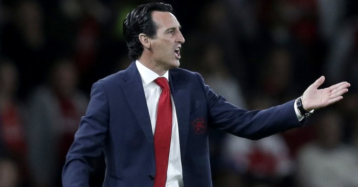 Unai Emery TEAMtalk