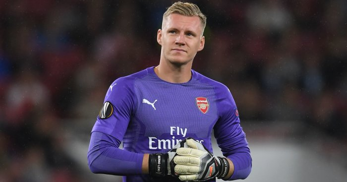 Bernd Leno Admits Frustration After Signing For Arsenal To