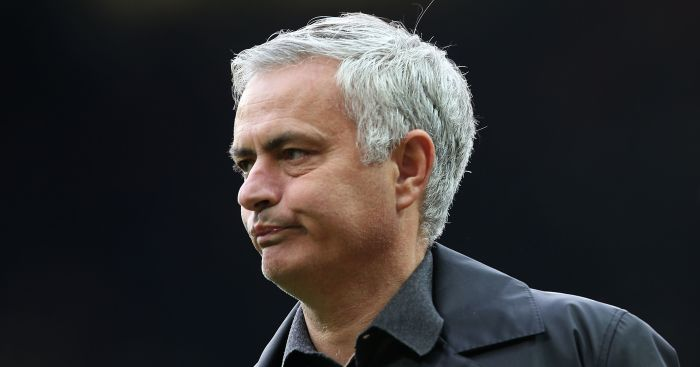ose Mourinho Manchcester United