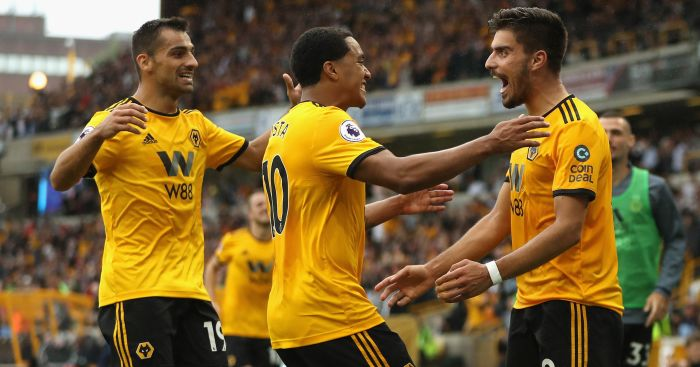 Ruben Neves TEAMtalk