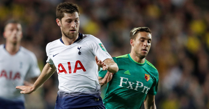 Five sidelined as Tottenham prepare for Leicester clash