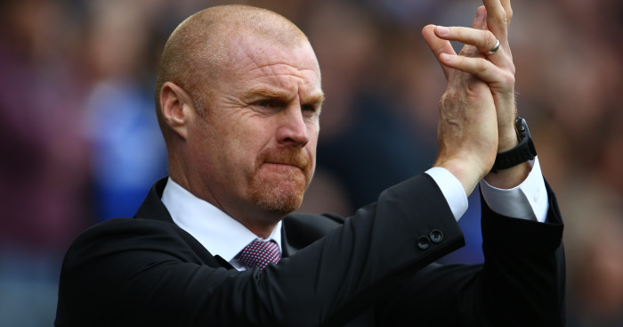 Sean Dyche targeting cup run following Burnley's upturn in league form - team talk