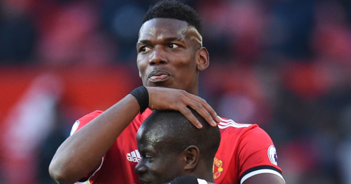Forthright Paul Pogba has perfect response to claims he regrets Man Utd move