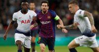 Lionel Messi Tottenham TEAMtalk