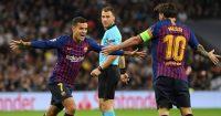Lionel Messi Philippe Coutinho TEAMtalk