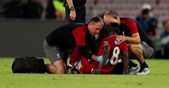 Italian press speculate over heart condition for Naby Keita