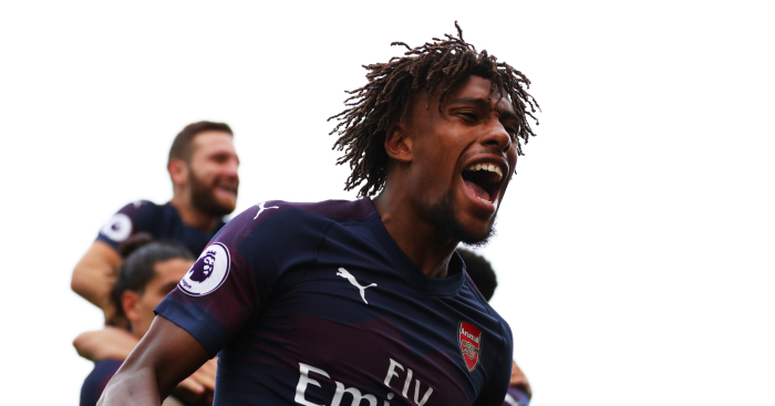 Alex Iwobi reveals reasons behind unexpected Arsenal exit