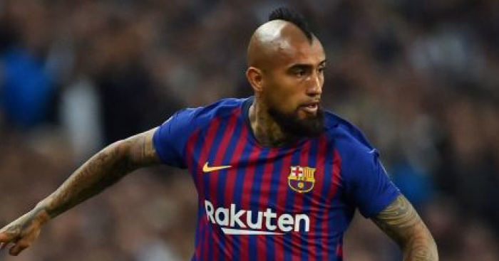 Arturo.Vidal 11 - Euro Paper Talk: PSG willing to sell £30m midfield star to Arsenal on one condition