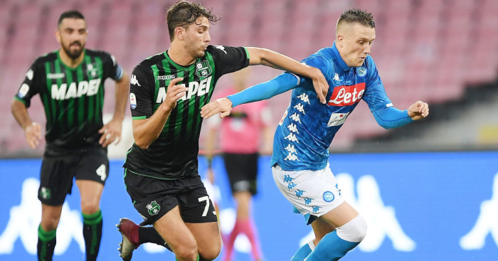 Man City join race for £30m Serie A star as successor to midfield great