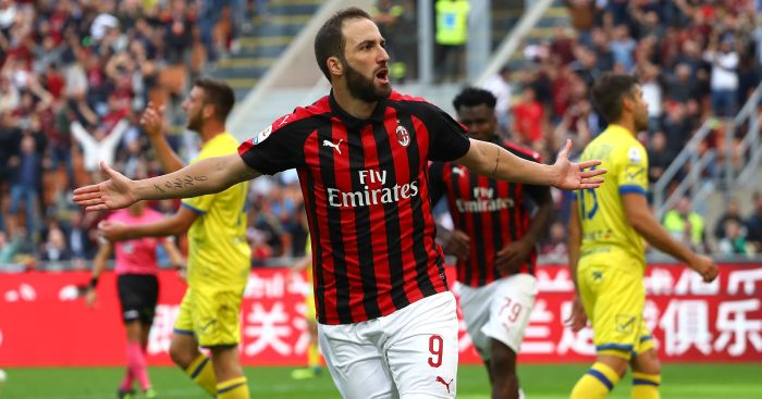 GettyImages.1051647978 - Klopp urged to move for cut-price playmaker; Higuain boom or bust