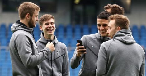 Juan Foyth TEAMtalk