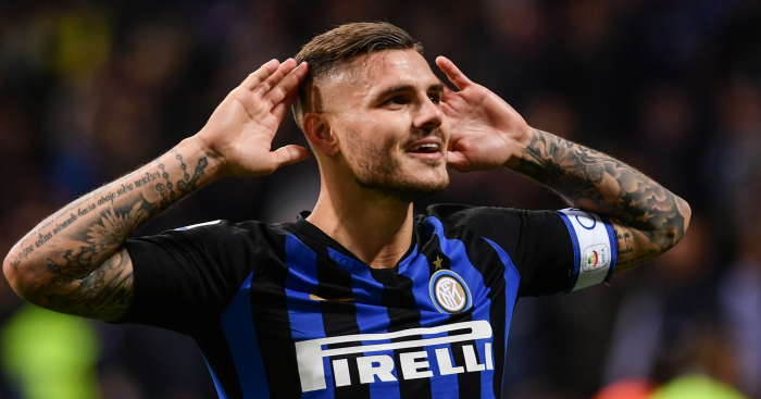 Mauro Icardi Inter - Man Utd should sign Bale on one condition; how do Chelsea replace Hazard?
