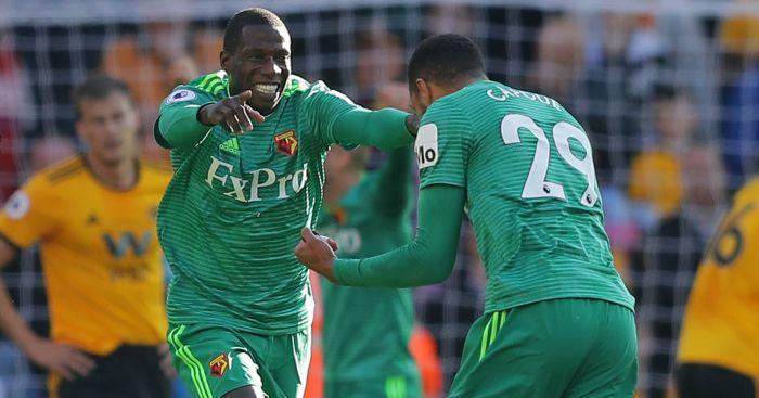 Abdoulaye Doucoure TEAMtalk