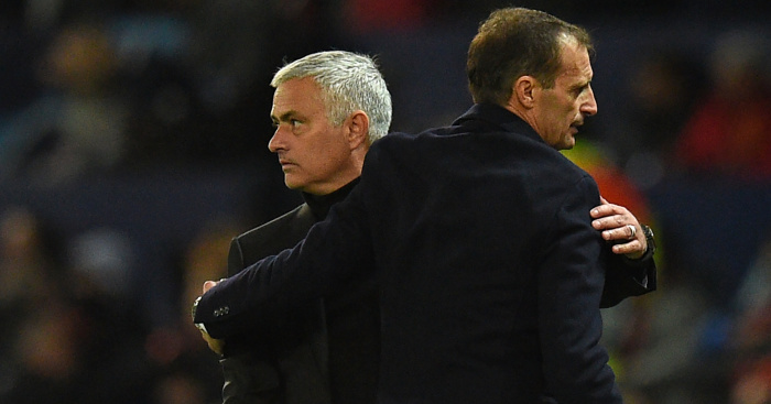 Italian boss in frame to replace Jose Mourinho at Manchester United