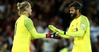 Loris Karius TEAMtalk