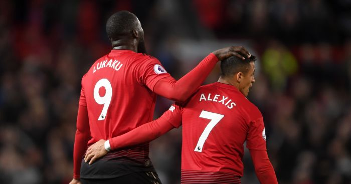Romelu.Lukaku.Alexis.Sanchez - New Inter boss Conte coy over possible moves for Man Utd duo