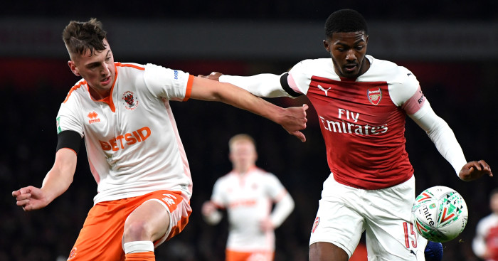 Arsenal considering using duo as part of swap deal for Palace star