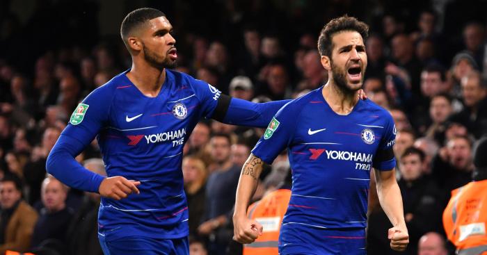 Fabregas makes huge Hazard claim as Chelsea fend off Real Madrid
