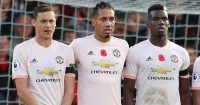 Nemanja Matic; Chris Smalling TEAMtalk