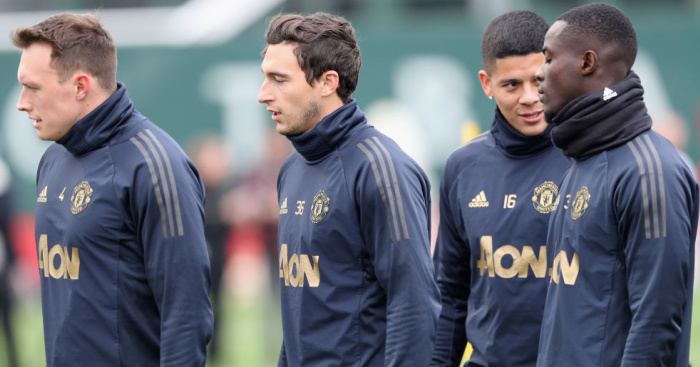 Setbacks for Man Utd pair, as Solskjaer admits copying rivals