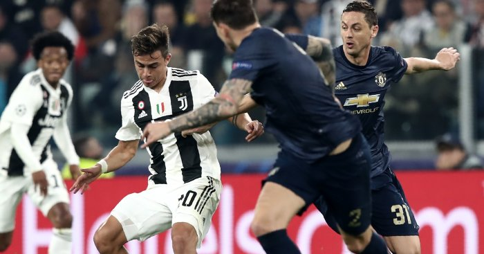 Last-gasp Manchester United somehow claim win against Juventus