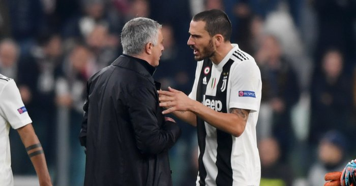 Jose Mourinho makes strange description of Turin pitch controversy