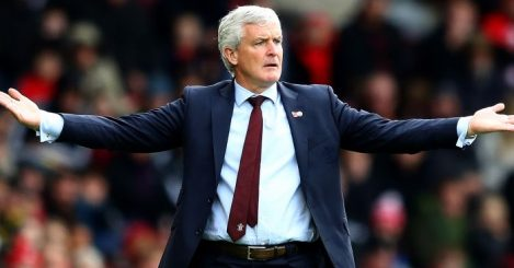 Mark Hughes TEAMtalk