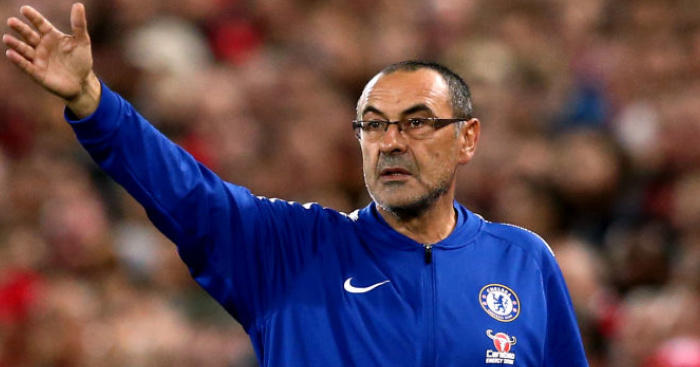 Sarri makes bold predicition about Man City and Liverpool in title race