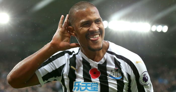 Salomon Rondon TEAMtalk