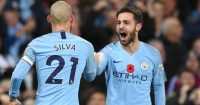 David Silva Bernardo Silva TEAMtalk
