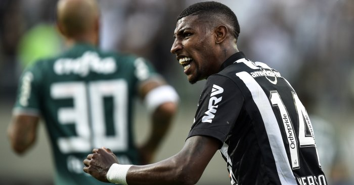 Emerson Atletico Mineiro TEAMtalk