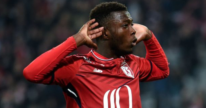 Nicolas.Pepe2  - Five players Liverpool must sign to claim Premier League glory