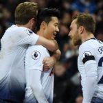Tottenham Eriksen Kane Son TEAMtalk