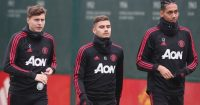 Victor Lindelof Andreas Pereira Chris Smalling TEAMtalk