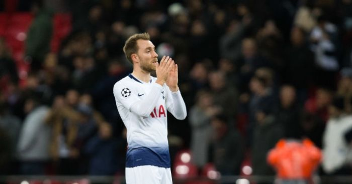 Inter Milan up Eriksen bid as Italian side continue chase of Tottenham star - team talk