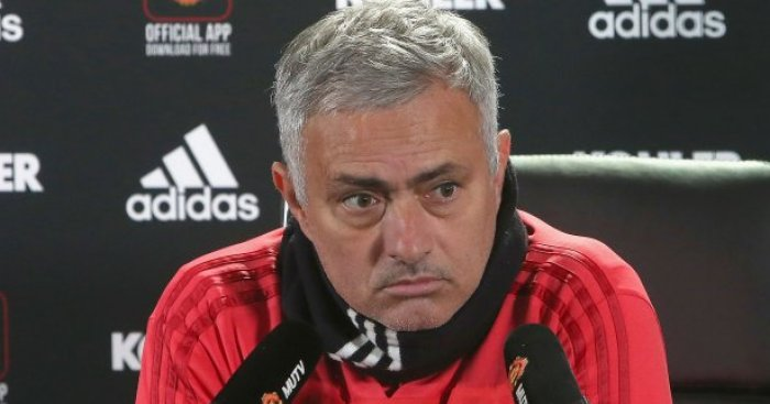 GettyImages.1059479816 1 - Jose Mourinho defends his time at Man Utd; says 2nd-place finish was a triumph