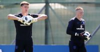Nick Pope; Jordan Pickford TEAMtalk