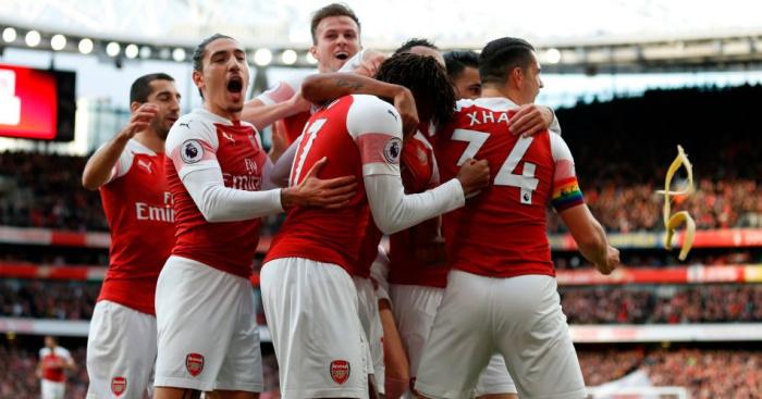 Jose Mourinho pokes fun at long-unbeaten Arsenal run