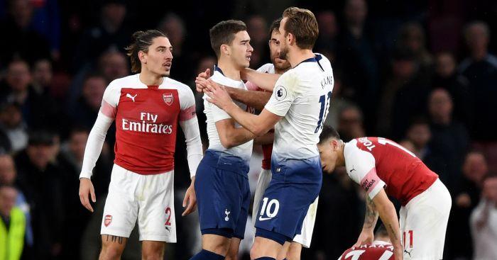 Arsenal; Tottenham TEAMtalk