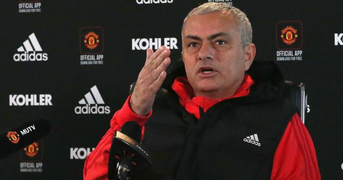 Jose Mourinho not buying into pundits' theories that Man Utd stars are dishonest