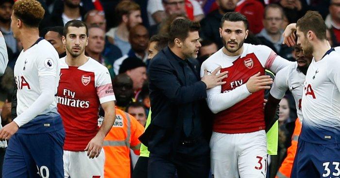 Pochettino Arsenal Tottenham TEAMtalk