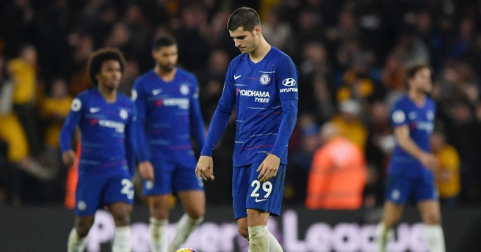 morata - Big concern for Chelsea as Higuain deal hits stumbling block